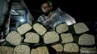Usai Mogok Produksi, Tempe di Pasar Kramat Jati Laris Manis