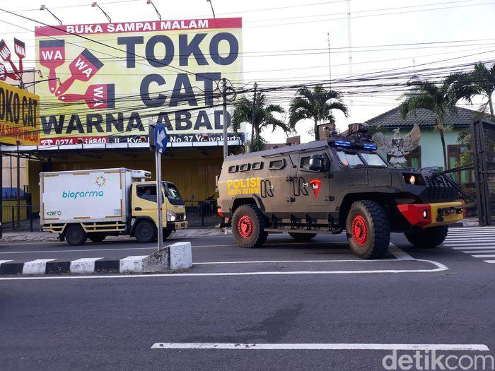Vaksin COVID-19 tiba di Yogyakarta