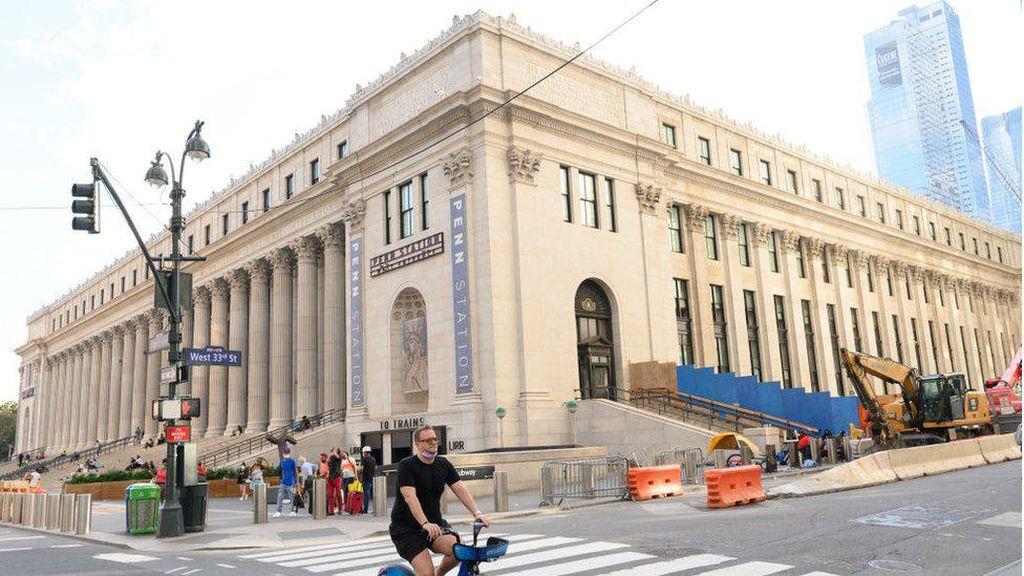 Wajah Baru Stasiun Tersibuk di AS Kembalikan Kemegahan Masa Lalu