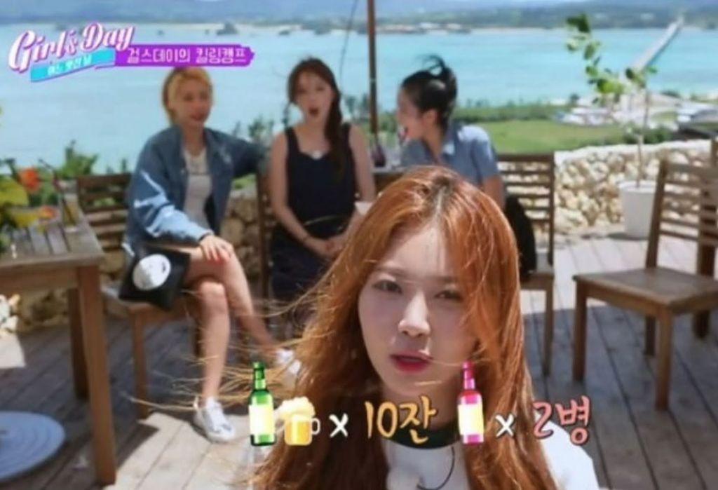 7 Artis Korea Ini Sanggup Minum Banyak Alkohol, Siapa Saja?
