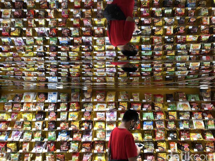 Surga Mie Instan Hadir di KKV Central Park