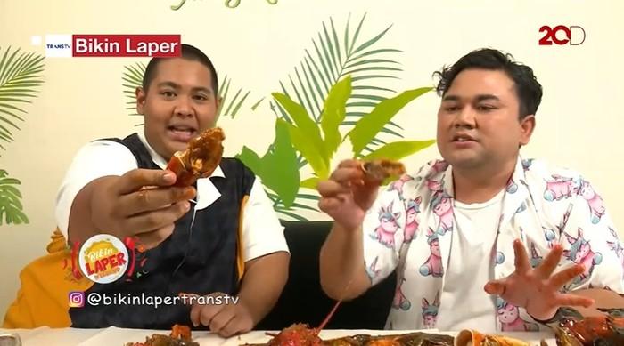 Bikin Laper: Seafood Saus Padang dan Black Pepper