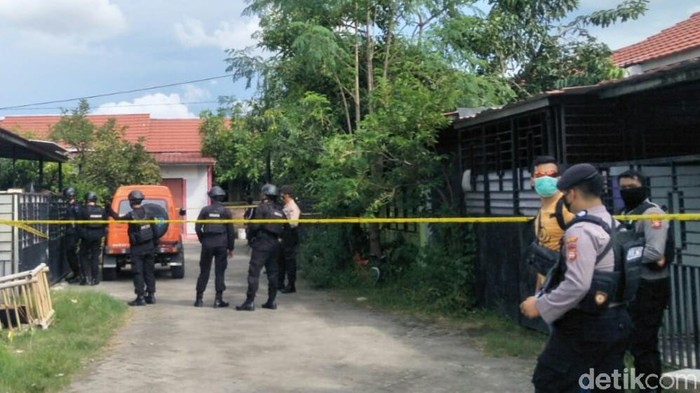 Densus 88 Antiteror juga meringkus terduga teroris di Kabupaten Gowa, Sulsel. Dilaporkan ada sembilan terduga teroris yang ditangkap di Gowa. (dok Istimewa)