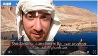 Binksy menjelajah Afghanistan selama masa pandemi di tahun lalu. Sebagai warga asing, ia harus dinyatakan negatif atau bebas virus Corona sebelum bisa masuk ke sana.