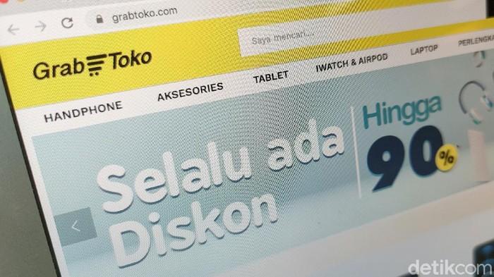 Grab Toko