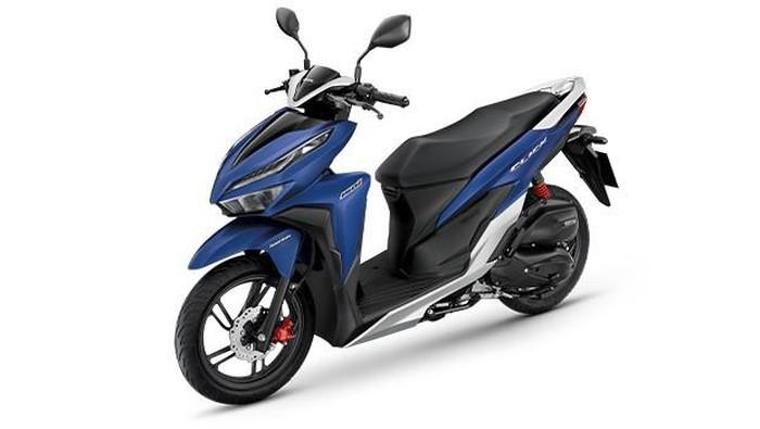 Honda Click 150 alias kembaran Honda Vario di Vietnam
