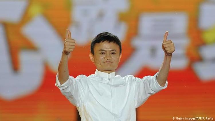 Keberadaan miliarder Cina, Jack Ma tengah menjadi perbincangan publik