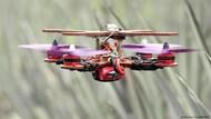 Memanfaatkan Limbah Nanas Jadi Bagian Drone Sekali Pakai