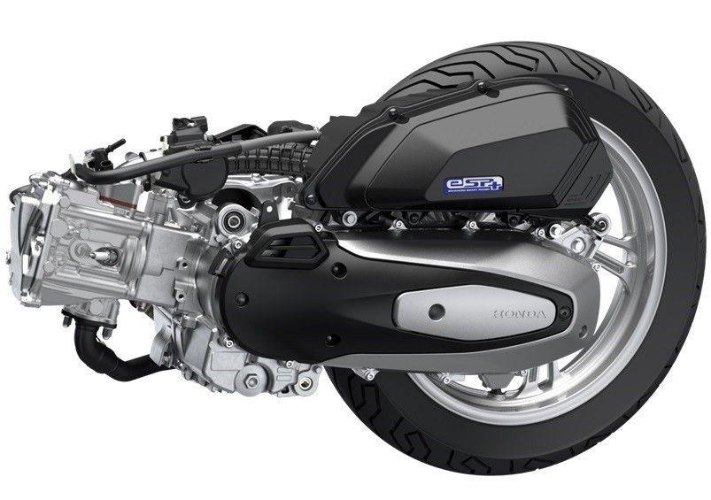 Mesin eSP+ Honda PCX 160
