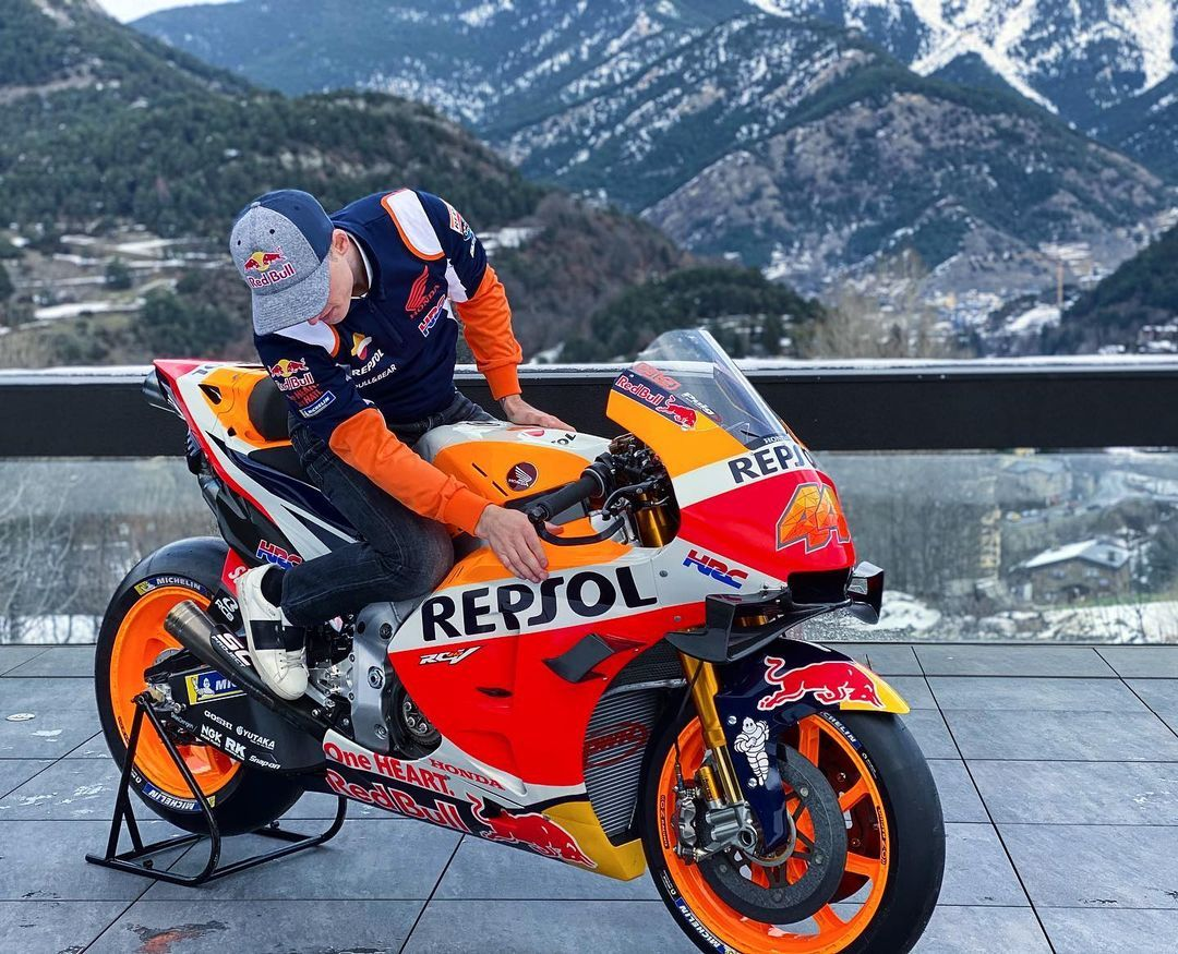 Pebalap Repsol Honda Pol Espargaro