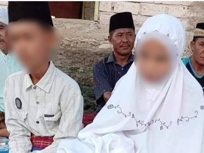 Pernikahan usia anak kembali terjadi di Kabupaten Lombok Tengah, NTB (dok Istimewa)