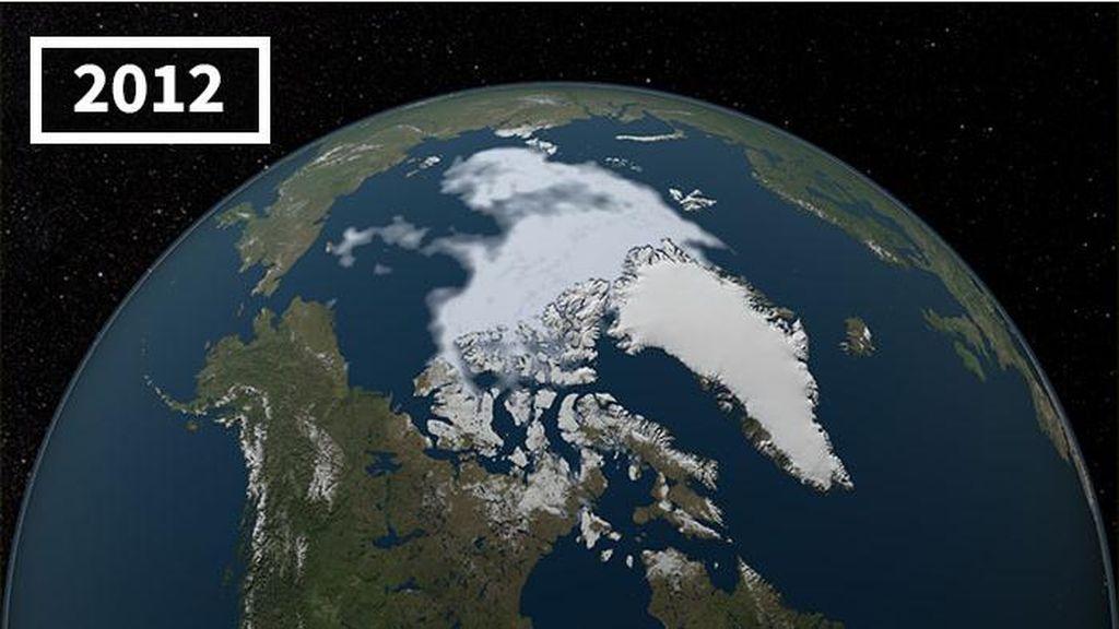 Mengerikan! Ini Potret Imbas Perubahan Iklim dan Pemanasan Global