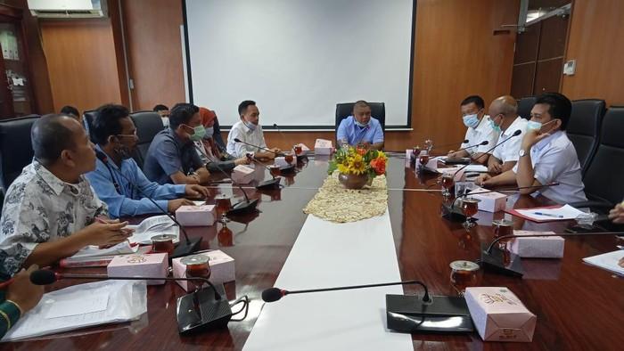 RDP di DPRD Medan (detikcom)