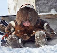 Gemas banget nih potret anak Rusia. (Massimo Bietti/Instagram)