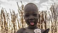 Potret Wajah Anak-anak di Berbagai Negara