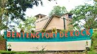 Benteng Fort de Kock ini berada di Bukit Jirek Negeri Bukittinggi. Sejarahnya benteng ini dibangun pada tahun 1825. Kemudian direnovasi pada tahun 2002 oleh pemda Bukittinggi. (dok bukittinggikota.go.id)