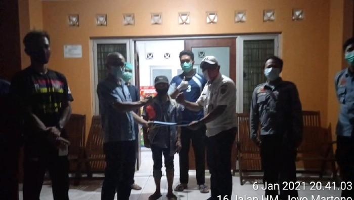29 PMKS Diamankan Satpol PP dan Dinsos Jakarta Pusat