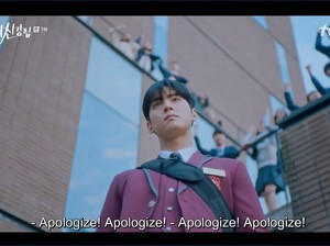 Drakor True Beauty Episode 7, Akting Cha Eun Woo Si Lee Su Ho Ini Bikin Baper