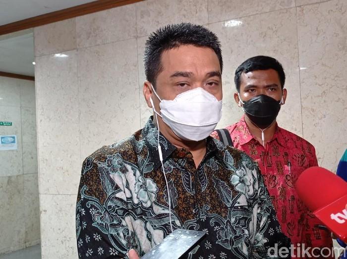 Ahmad Riza Patria (Wilda Hayatun Nufus/detikcom).