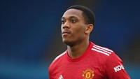 Dear Anthony Martial, Lagi Enggak Enjoy Main Bola ya?
