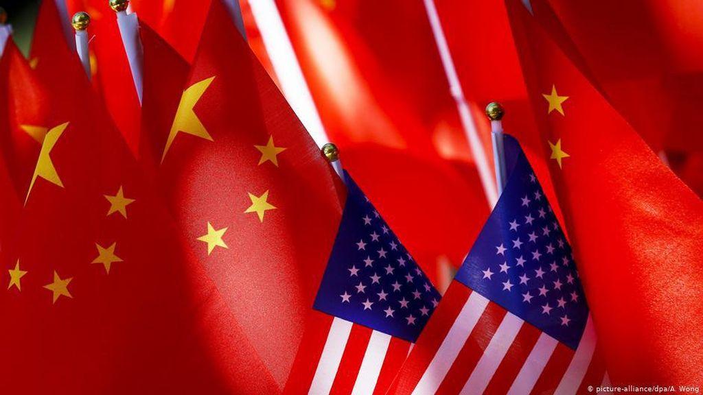 AS Ancam dan Provokasi China Seputar Isu Hong Kong