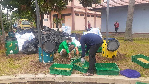 Balai Rehabilitasi Sosial Eks Gelandangan dan Pengemis (BRSEGP) Pangudi Luhur Bekasi