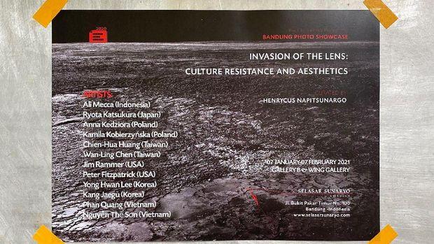 Bandung Photo Showcase digelar 7 Januari-7 Februari 2021