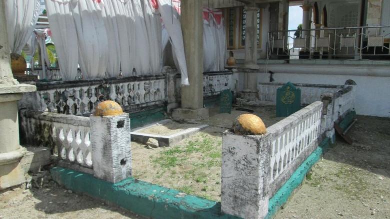 Peninggalan sejarah di Kaimana, Papua Barat.