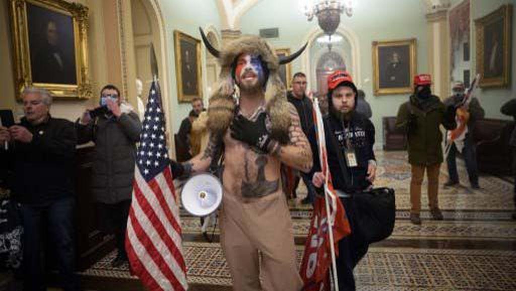 Jaksa Sebut Perusuh di Capitol Berniat Bunuh Anggota Parlemen AS