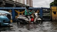 Jl Martadinata Ancol Banjir Terus, DPRD Minta Pemprov Sedot Pakai Pompa