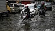 Jl Martadinata Ancol Banjir, Walkot Jakut Minta Dinas SDA Percepat Sodetan