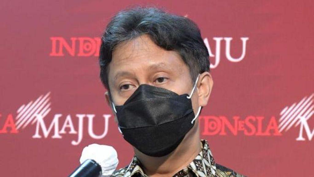 Yang Dirasakan Menkes Budi Sebulan Tangani Pandemi Corona