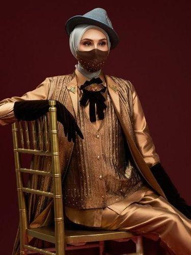 Koleksi Nina Nugroho dengan tema 'Guardian Angel'