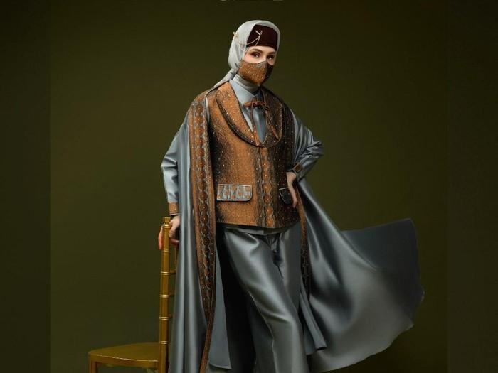 Koleksi Nina Nugroho dengan tema Guardian Angel