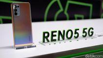 Menggenggam Oppo Reno5 5G yang Ditenagai Snapdragon 765G