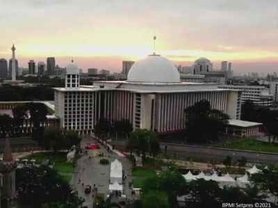 Daftar Masjid Terindah di Dunia, Ini 5 yang Ada di Indonesia (Bagian 2)