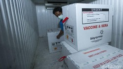 DKI Jakarta Terima 78.400 Vaksin COVID-19 Sinovac