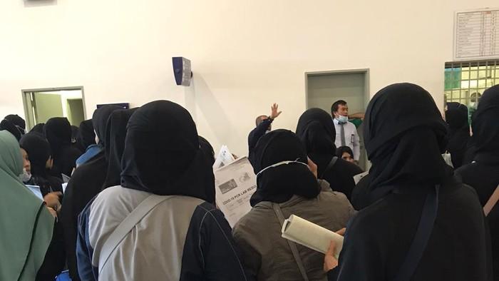 Proses pemulangan WNI dari Arab Saudi