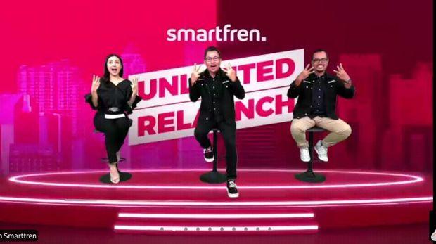 Smartfren menghadirkan paket Unlimited Relaunch dengan iming-iming tambahan kuota malam.