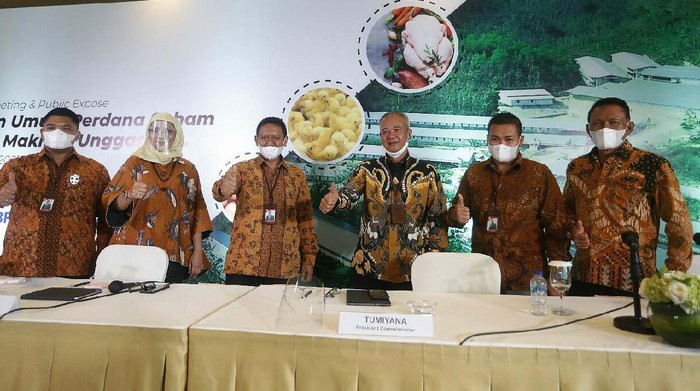 PT Widodo Makmur Unggas Tbk (WMU) akan melakukan Penawaran Umum Perdana atau Initial Public Offering (IPO). Perseroan melepas 5.923.076.900 saham ke publik.