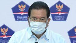 Satgas Sarankan Masker Disimpan di Kantung, Bukan Pakai Tali Kalung
