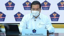 Pandu Riono Ingatkan Jebakan Pandemi, Satgas Ungkit Kasus Corona Turun