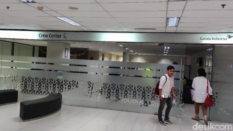 Crew Center Terminal 3 Bandara Soekarno Hatta