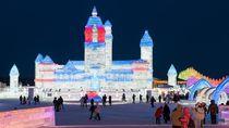 Pandemi Corona, Banyak Acara Festival Harbin yang Dibatalkan
