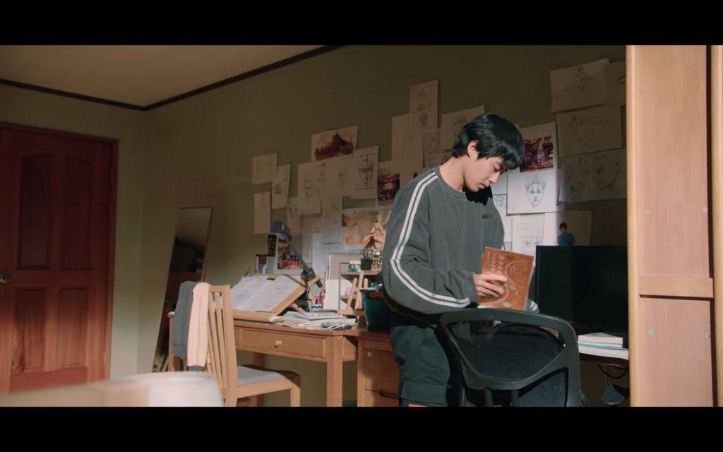 Inspirasi Hiasan Kamar dari Drama Korea