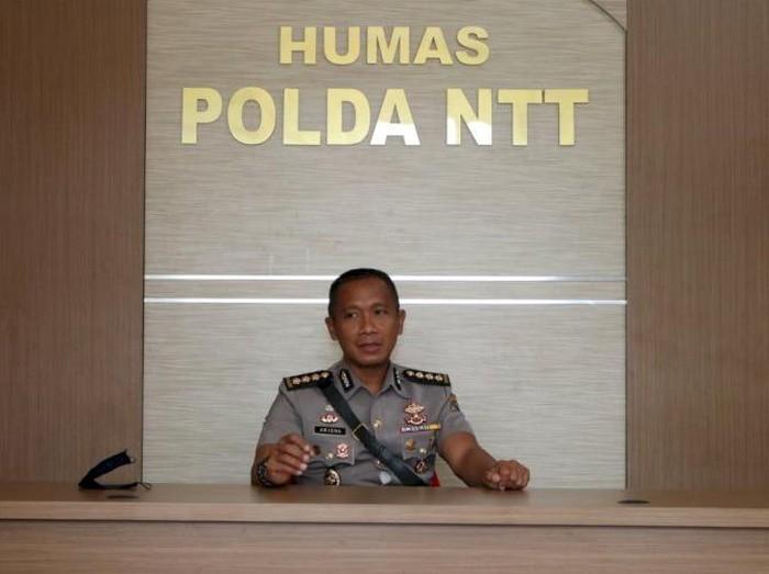 Kabid Humas Polda NTT Kombes Rishian Krisna Budhiaswanto (dok Istimewa)