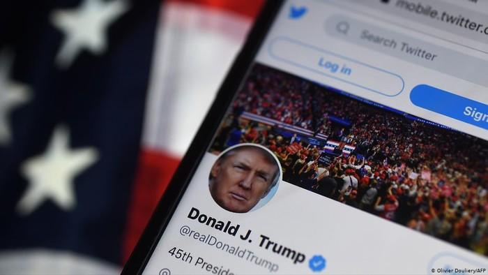 Ketika Donald Trump Kehilangan Corongnya di Media Sosial