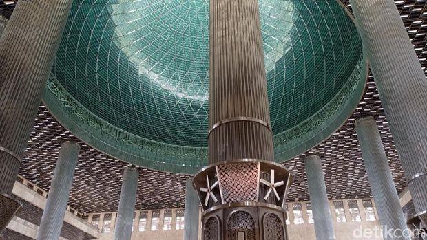 Masjid Istiqlal baru