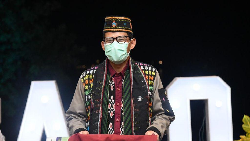 Sandiaga Sebut KTT G20 Jadi Ajang Unjuk Gigi Pelaku Usaha Labuan Bajo