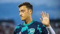 Surat Perpisahan Mesut Oezil untuk Arsenal dan Gooners